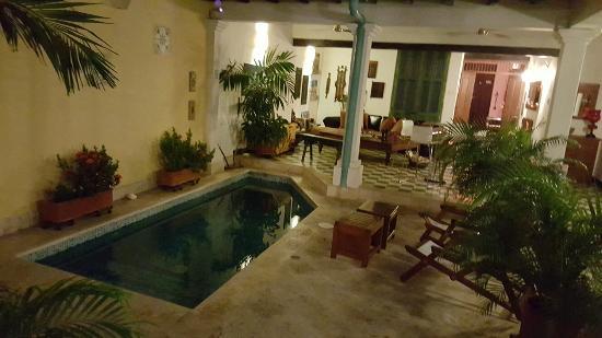 Hotel Casa Amani: 20160403_183541_large.jpg