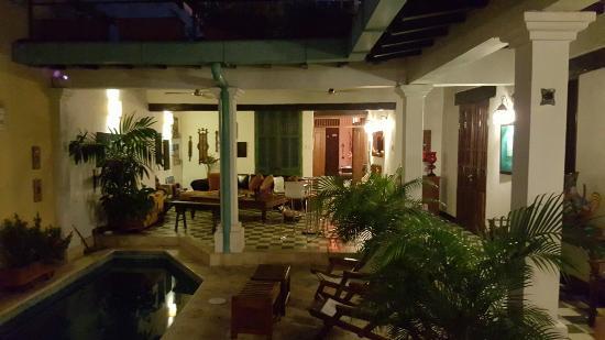 Hotel Casa Amani: 20160403_183546_large.jpg