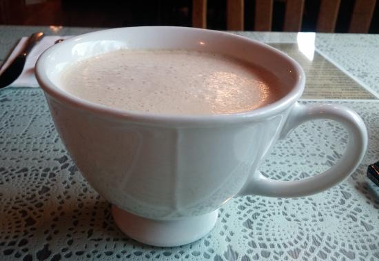 Pioneer, CA: Lovely Latte