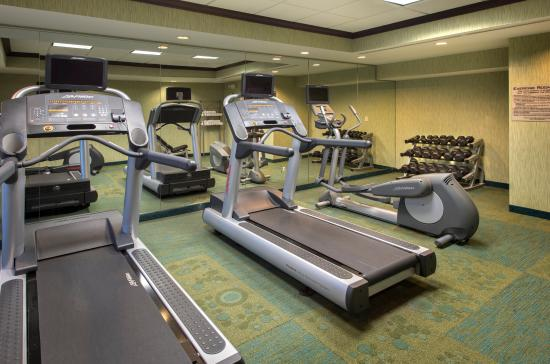 SpringHill Suites Charlotte Airport: Fitness Cneter