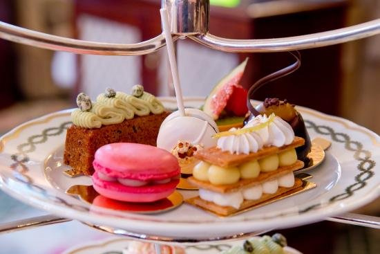 Afternoon Tea at The Milestone