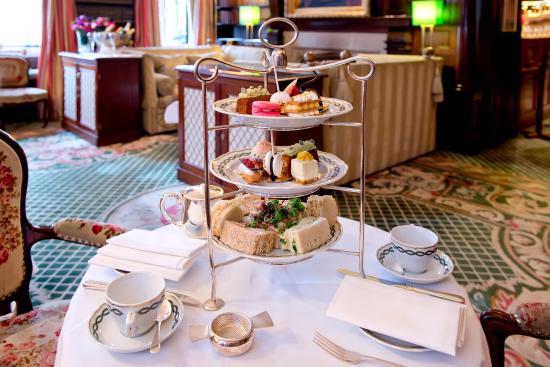 Afternoon Tea: Park Lounge