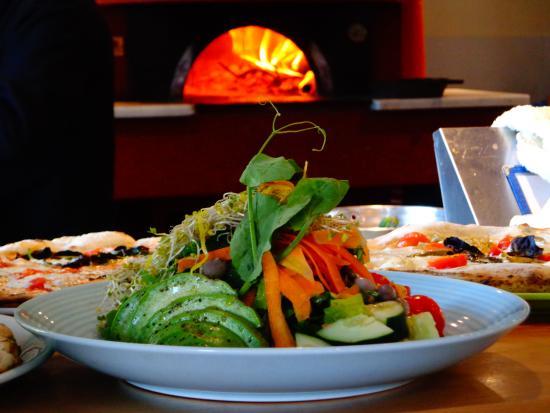 Belfast, ME: superfood salad