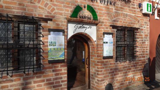 Kauno Vartai - Old Town Tourist Office