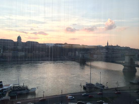 Sofitel Budapest Chain Bridge: View from the room