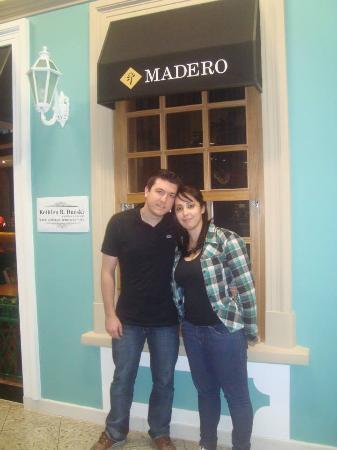 Madero Maringa Catuai