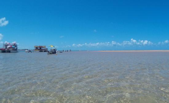 Areia Vermelha Marine State Park