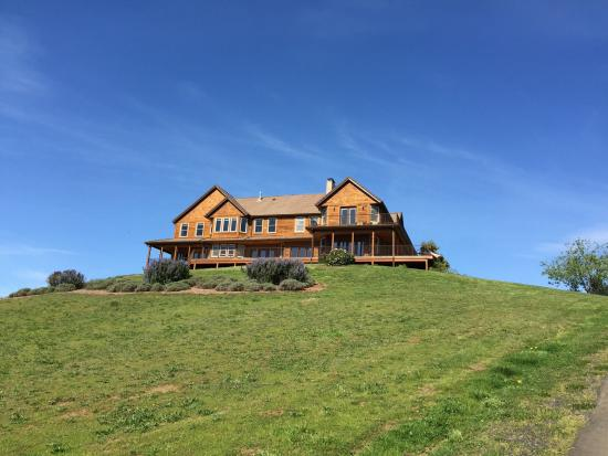 Youngberg Hill Vineyards & Inn: Youngberg Hill