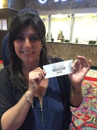 Resorts World Casino: Woohoo! Winner