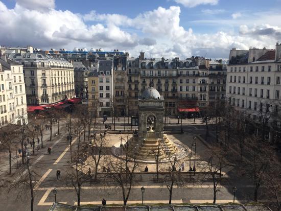 picture of citadines les halles paris paris tripadvisor. Black Bedroom Furniture Sets. Home Design Ideas