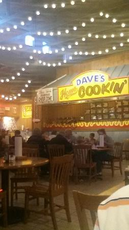 Famous Dave's: 20160404_181440_large.jpg