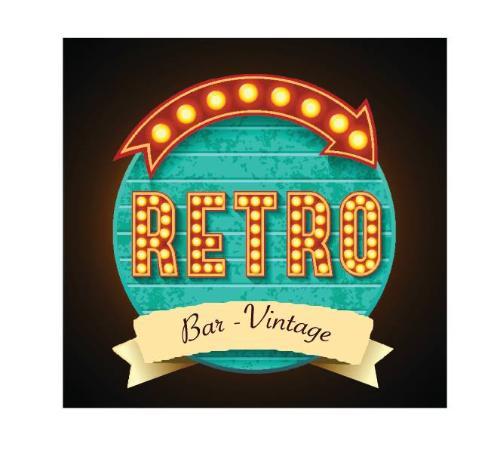 Retro Bar Vintage Cartgena