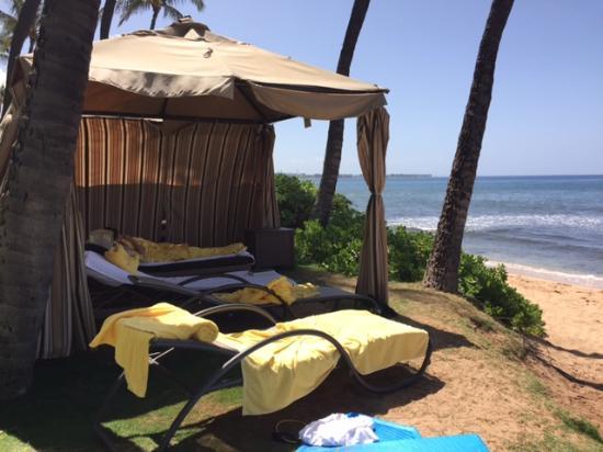 Westin Maui Resort And Spa Cabana Rental