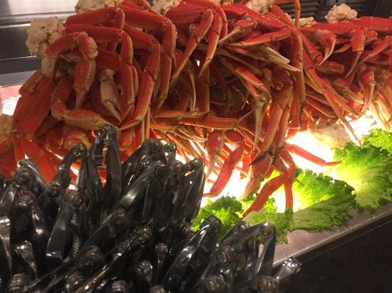Pala, Калифорния: Seafood