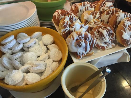 Pala, Калифорния: Dessert