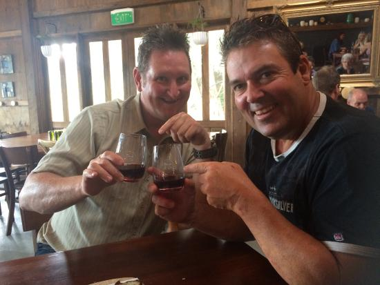 Balnarring, Australia: red wine