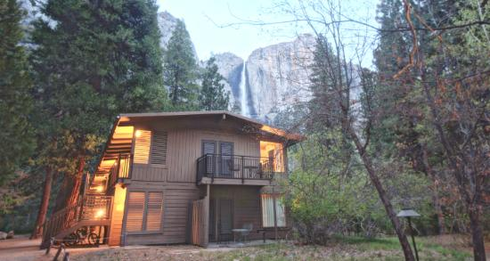 Azalea Building Picture Of Yosemite Valley Lodge