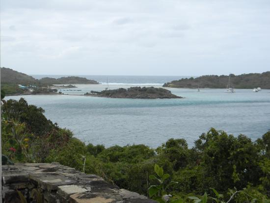 Sandy Ground Estates: Our view of Diamond Cay