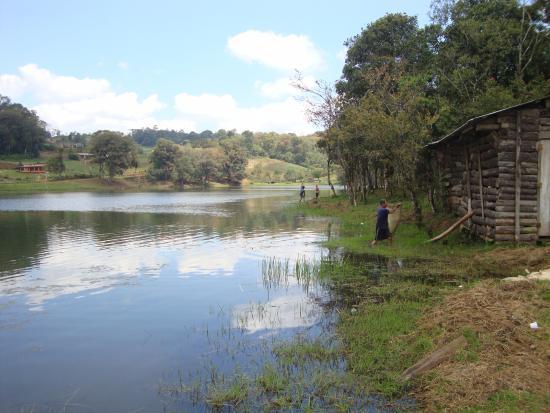 La Esperanza, הונדורס: Vista de la Laguna