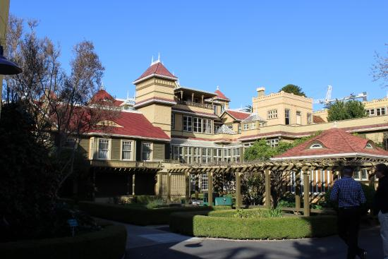 the winchester mystery house picture of winchester mystery house rh tripadvisor co za
