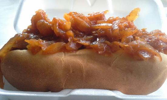 South Venice, FL: Mad Dogs Hot Dogs