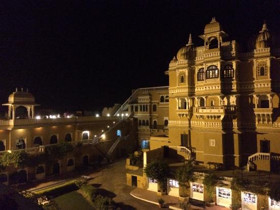 Awesome View Of The Mahal At Night Picture Of Deogarh