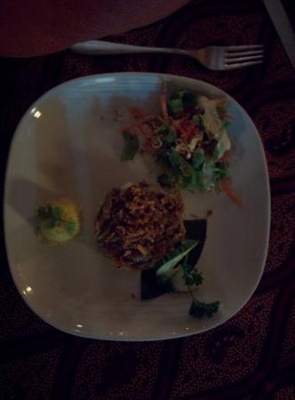 Ylang Ylang : Awesome Tuna appetizer