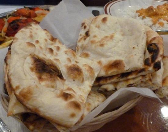 Masala Indian Cuisine: Naan...