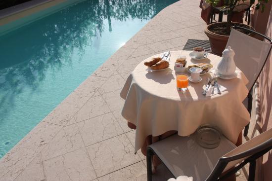 Piccolo Hotel: piscina