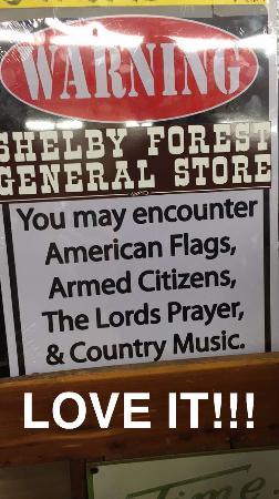 Shelby Forest General Store: photo1.jpg