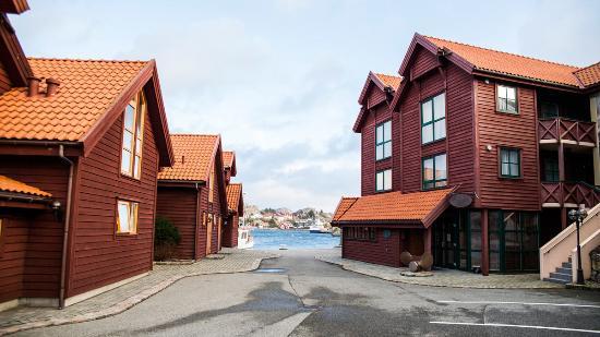 Rogaland, Norwegia: Uteområdet