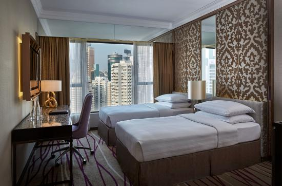Dorsett Wanchai, Hong Kong: Grand Deluxe Causeway Bay City View Room
