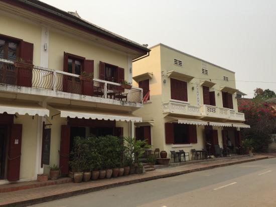 Villa Nagara: Eindrücke aus der Durchreise in Laos