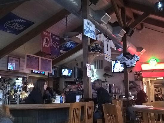 Centreville, MD: Sports Bar Atmosphere