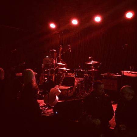 Calm before the storm - The Trades Club
