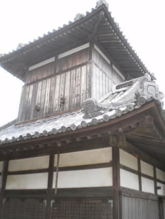 Gobo, Japón: 木造建築物