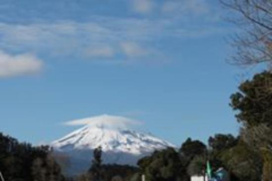 Stony River Hotel: Mt. Taranaki