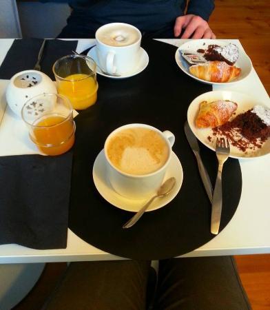 Quart, Italia: Colazione