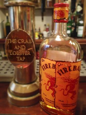 Friends of The Crab and Lobster Tap