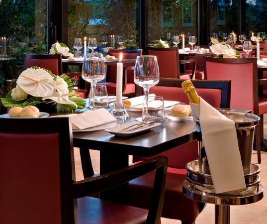 Ristorante La Terrazza - Foto di Best Western Plus Hotel Galles ...
