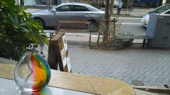 ajisai cafe : 松本の城下町にあるカフェです。