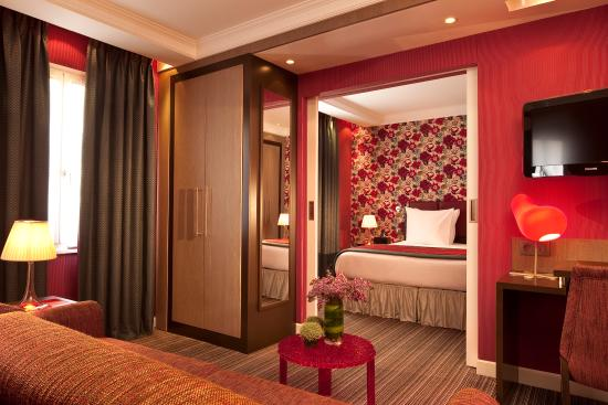 Elysees Mermoz Hotel: Suite Junior