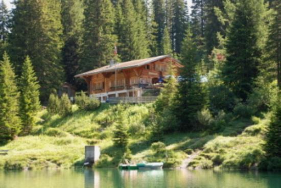 Feutersoey, Svizzera: Haus Ansicht