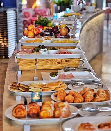 Le Gray Beirut: Breakfast