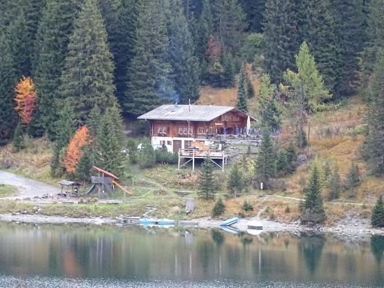 Feutersoey, Schweiz: Hausansicht