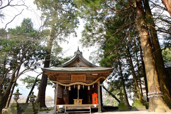Tenso Shrine
