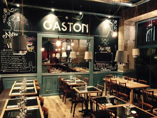 gaston nantes restaurant reviews phone number photos