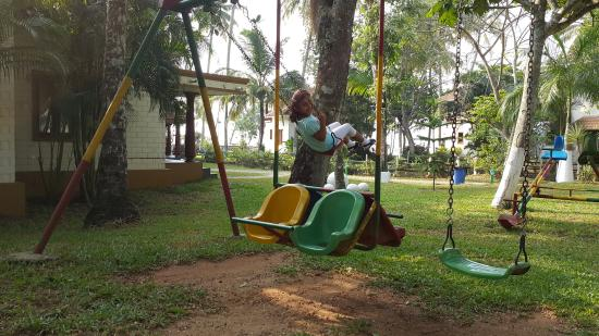 The World Backwaters: playground