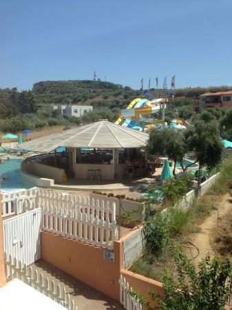 Iolida Village: Det underbara vattenlandet och Poolbaren!