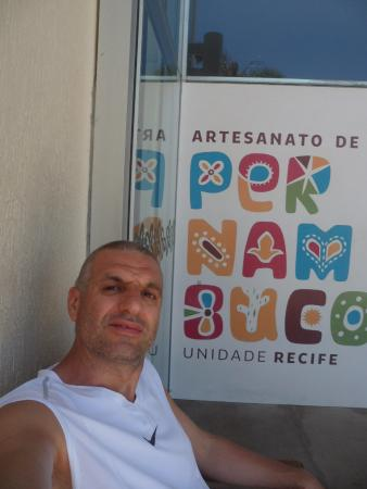 Centro de Artesanato de Pernambuco Unidade Recife: Centro de artesanato de Pernambuco